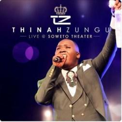 Thinah Zungu - Fear Not (Live) [feat. Dumi Mkokstad]